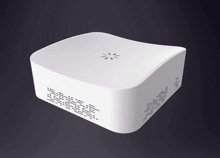 box internet haut débit 4G